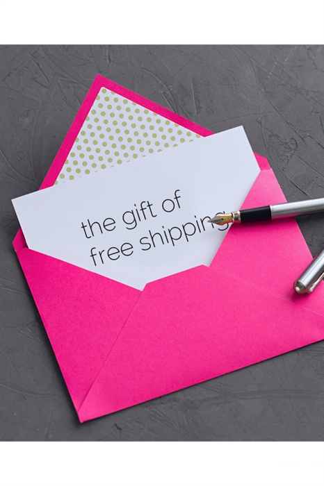 Picture of The Gift of Free Shipping