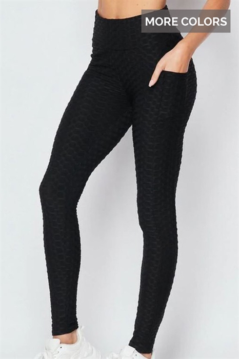 Picture of Booty Lift Leggings With Pocket