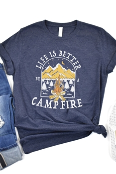 Picture of Life Is Better Graphic Tee