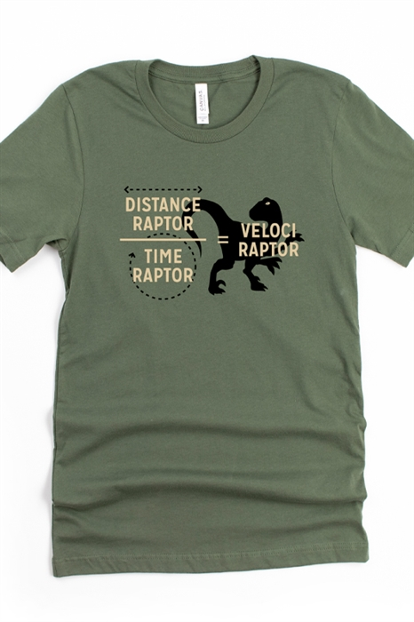 Picture of Veloci Raptor Graphic Tee