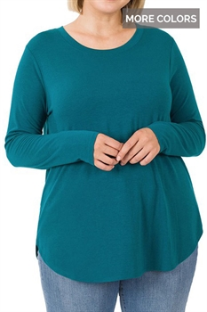 Picture of Lux Scoop Neck Tunic