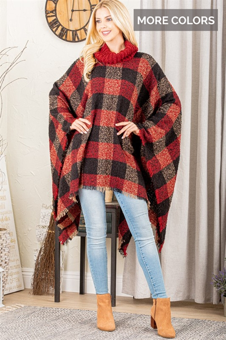 Picture of Buffalo Poncho