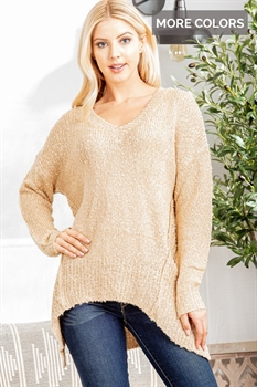 Picture of Emery Draped Sweater